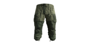 Flat Camouflage Gorka Military Pants Model (P-W)