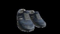 Blue Athletic Shoes (P-W)