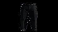 Black Slacks Pants Model (P-W)