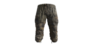 PautRev Camouflage Gorka Military Pants Model (D-BD)