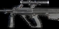 Steyr AUG Automatic Rifle