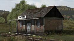 Balota train station