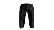 Brown Slacks Pants Model (R)
