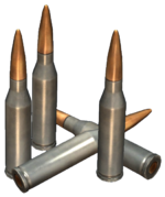 5.45mm Rounds