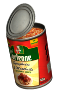 Canned Spaghetti (Open)