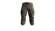 PautRev Camouflage Gorka Military Pants Model (P-W)
