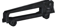 M4 Carryhandle Optics