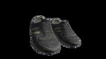 Black Athletic Shoes (P-W)