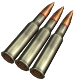 7.62x54mmR Rounds