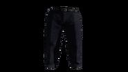 Blue Slacks Pants Model (P-W)