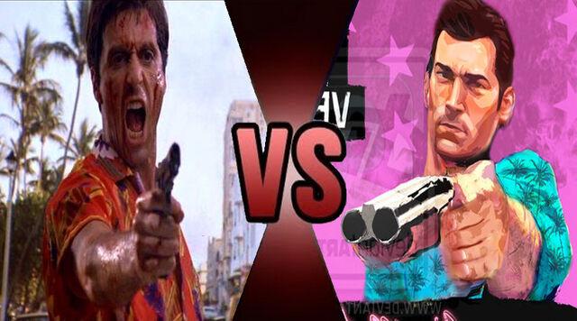 File:Death Battle Tony Montana vs Tommy Vercetti 2.jpg