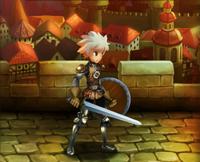 Warrior char pre awakened