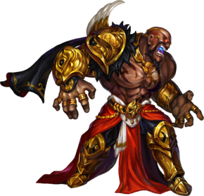Giant Prometheus raw