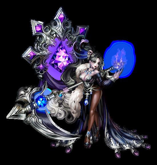 Dark Soul Morgana raw
