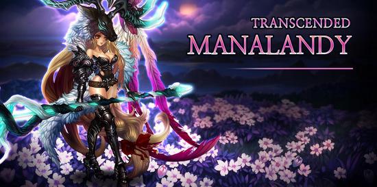 Transcended Manalandy release poster