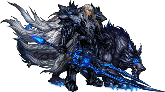 Transcended Shadow Howl raw