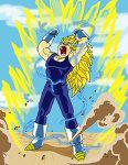 File:Vegeta Super Saiyan 3 by DragonballXE.jpg