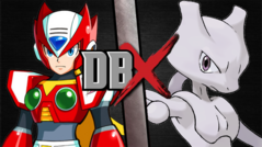 Zero vs Mewtwo