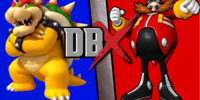 Bowser vs Eggman
