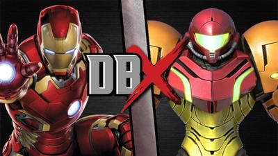 Iron Man Vs Samus 2