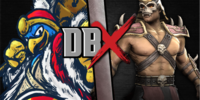 King Dedede vs Shao Kahn