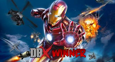 Iron Man Winner