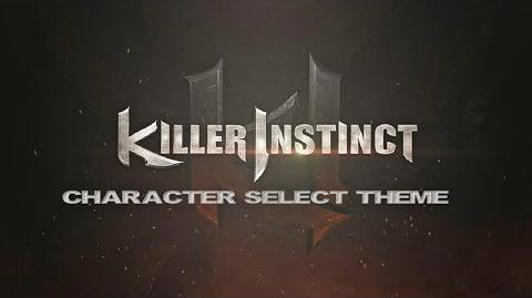 Killer Instinct Character Select Theme
