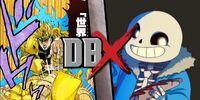Dio Brando VS Sans