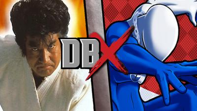 Segata Sanshiro vs Pepsi Man