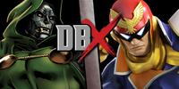 Doctor Doom Vs Captain Falcon