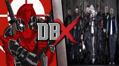 Deadpool vs Suicide Squad