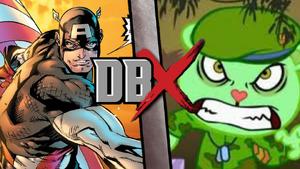 Captain America vs Flippy