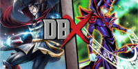 Doctor Strange Vs Dark Magician