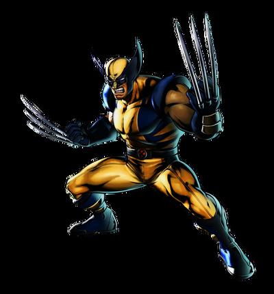 MvC3 Wolverine
