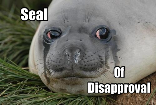 File:Disapproving Seal .png