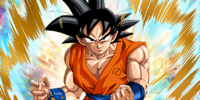 Top-Tier Training Goku