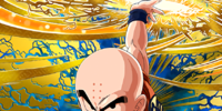 Polished Technique Krillin