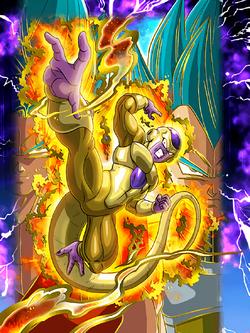 Golden Emperor Golden Frieza
