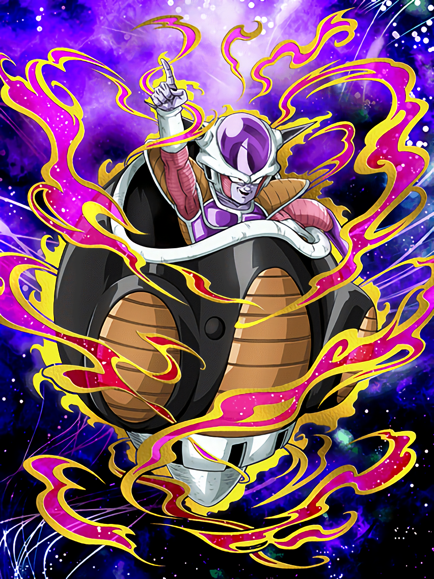 Staggering Force Frieza (1st Form) | Dragon Ball Z Dokkan Battle ...