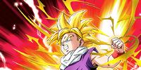 Enraged at Evil Super Saiyan Gohan (Youth)