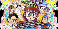 Rare Summon: Arale Crossover Summon