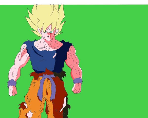 File:My SSJ Goku Drawing.jpg