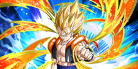 Leading to Victory Super Gogeta