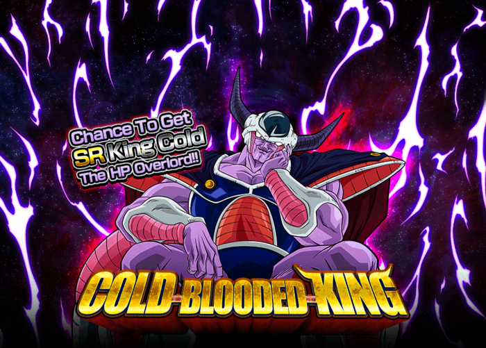 Event cold blooded king big