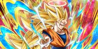 Astonishing Super Transformation Super Saiyan 3 Goku (Angel)