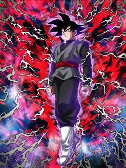 Black Goku (Unreleased)