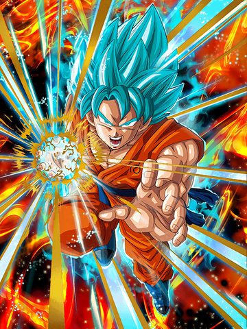 File:A God Evolved Super Saiyan God SS Goku.png