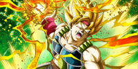 Furious Attack Super Saiyan Bardock