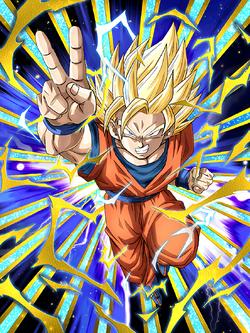 UR SSJ2 Goku 2 Year Anniversary TEQ HD