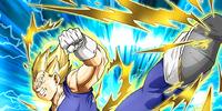 Return from the Dark Super Saiyan Vegeta (Angel)